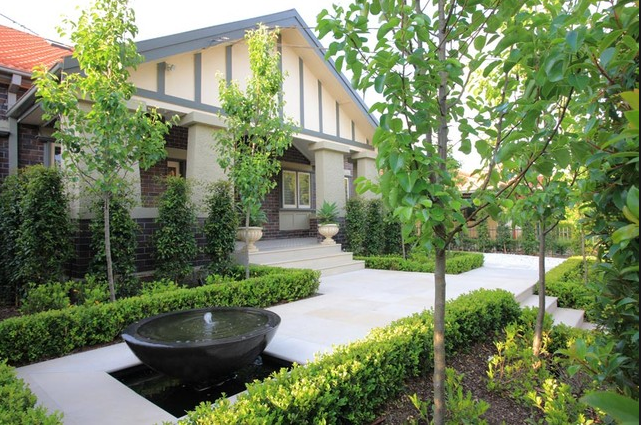 Garden ideas melbourne for Front garden design ideas melbourne